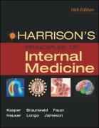 Cover-Bild zu Harrison's Principles of Internal Medicine von Kasper, Dennis