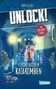 Cover-Bild zu Unlock!: Flucht aus den Katakomben (eBook) von Clavel, Fabien