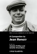 Cover-Bild zu A Companion to Jean Renoir von Phillips, Alastair