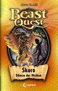 Cover-Bild zu Beast Quest - Skoro, Dämon der Wolken von Blade, Adam