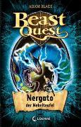 Cover-Bild zu Beast Quest - Nergato, der Nebelteufel von Blade, Adam