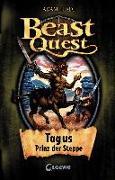 Cover-Bild zu Beast Quest - Tagus, Prinz der Steppe von Blade, Adam