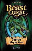 Cover-Bild zu Beast Quest - Sepron, König der Meere von Blade, Adam