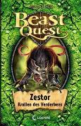 Cover-Bild zu Beast Quest - Zestor, Krallen des Verderbens von Blade, Adam