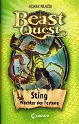 Cover-Bild zu Beast Quest - Sting, Wächter der Festung von Blade, Adam