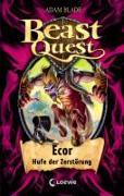Cover-Bild zu Beast Quest - Ecor, Hufe der Zerstörung von Blade, Adam