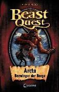 Cover-Bild zu Beast Quest - Arcta, Bezwinger der Berge von Blade, Adam