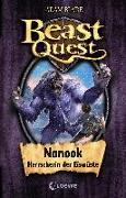 Cover-Bild zu Beast Quest - Nanook, Herrscherin der Eiswüste von Blade, Adam