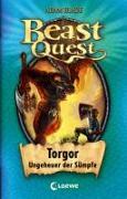 Cover-Bild zu Beast Quest - Torgor, Ungeheuer der Sümpfe von Blade, Adam