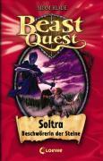 Cover-Bild zu Beast Quest - Soltra, Beschwörerin der Steine von Blade, Adam