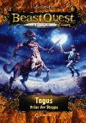 Cover-Bild zu Beast Quest Legend 4 - Tagus, Prinz der Steppe von Blade, Adam