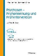 Cover-Bild zu Psychosen - Früherkennung und Frühintervention (eBook) von Häfner, Heinz