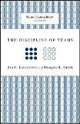 Cover-Bild zu The Discipline of Teams von Katzenbach, Jon R.