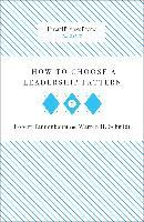 Cover-Bild zu How to Choose a Leadership Pattern (eBook) von Tannenbaum, Robert