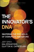 Cover-Bild zu The Innovator's DNA von Dyer, Jeff