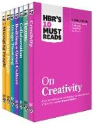 Cover-Bild zu HBR's 10 Must Reads on Creative Teams Collection (7 Books) (eBook) von Review, Harvard Business