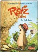 Cover-Bild zu Gehm, Franziska: Ratz und Mimi 3: Der faule Riese