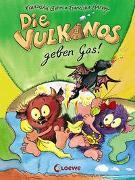 Cover-Bild zu Gehm, Franziska: Die Vulkanos geben Gas! (Band 5)