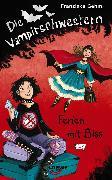 Cover-Bild zu Gehm, Franziska: Die Vampirschwestern 5 - Ferien mit Biss (eBook)