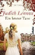 Cover-Bild zu Lennox, Judith: Ein letzter Tanz