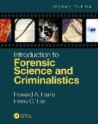 Cover-Bild zu Harris, Howard A.: Introduction to Forensic Science and Criminalistics, Second Edition