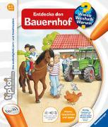 Cover-Bild zu tiptoi® Entdecke den Bauernhof von Friese, Inka