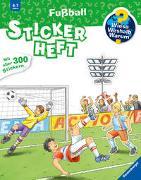 Cover-Bild zu Wieso? Weshalb? Warum? Stickerheft: Fußball von Kockmann, Oliver (Illustr.)