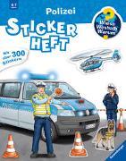 Cover-Bild zu Wieso? Weshalb? Warum? Stickerheft: Polizei von Kockmann, Oliver (Illustr.)