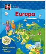 Cover-Bild zu WAS IST WAS Junior Europa von Weller-Essers, Andrea
