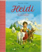 Cover-Bild zu Heidi Lehr- und Wanderjahre - Die ganze Geschichte von Spyri, Johanna