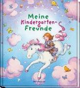 Cover-Bild zu Meine Kindergarten-Freunde von Simon, Ute (Illustr.)
