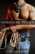 Cover-Bild zu Knight, Caralyn: Störrische Herzen: Eine erotische Fantasie (eBook)