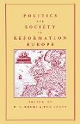 Cover-Bild zu Politics and Society in Reformation Europe (eBook) von Elton, G. (Hrsg.)
