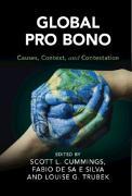 Cover-Bild zu Global Pro Bono von Cummings, Scott L. (Hrsg.)