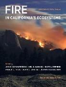 Cover-Bild zu Fire in California's Ecosystems von van Wagtendonk, Jan W. (Hrsg.)