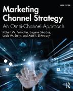 Cover-Bild zu Marketing Channel Strategy (eBook) von Palmatier, Robert W.