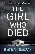 Cover-Bild zu Jónasson, Ragnar: The Girl Who Died