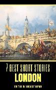 Cover-Bild zu 7 best short stories - London (eBook) von Doyle, Arthur Conan
