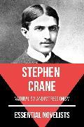 Cover-Bild zu Essential Novelists - Stephen Crane (eBook) von Crane, Stephen