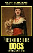 Cover-Bild zu 7 best short stories - Dogs (eBook) von Crane, Stephen