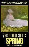 Cover-Bild zu 7 best short stories - Spring (eBook) von Kafka, Franz