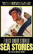 Cover-Bild zu 7 best short stories - Sea Stories (eBook) von Poe, Edgar Allan