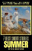 Cover-Bild zu 7 best short stories - Summer (eBook) von Crane, Stephen