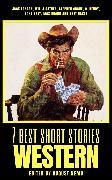 Cover-Bild zu 7 best short stories - Western (eBook) von Crane, Stephen