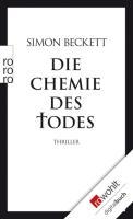 Cover-Bild zu Die Chemie des Todes (eBook) von Beckett, Simon