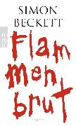 Cover-Bild zu Flammenbrut von Beckett, Simon
