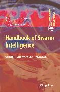 Cover-Bild zu Panigrahi, Bijaya Ketan (Hrsg.): Handbook of Swarm Intelligence (eBook)