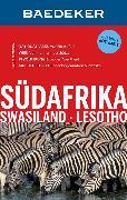 Cover-Bild zu Baedeker Reiseführer Südafrika, Swasiland, Lesotho (eBook) von Schliebitz, Anja