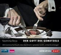 Cover-Bild zu Der Gott des Gemetzels von Reza, Yasmina
