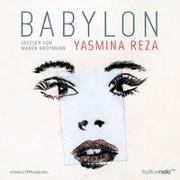 Cover-Bild zu Babylon von Reza, Yasmina